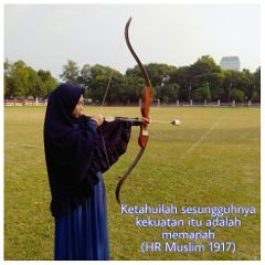 archery subuhbersamapemuda terangjakarta yisc riskamenteng