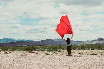 freetoedit cape girl wind