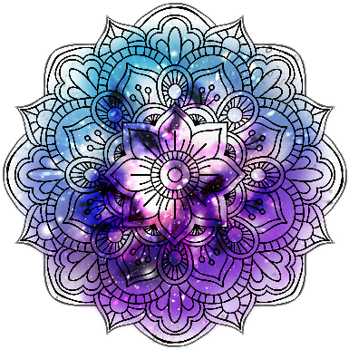 #mandala #colors #effects #ftestickers #ftstickers #stickers #autocollants #smile #pegatinas