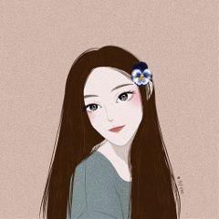 freetoedit illustration painting portrait girl