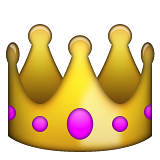 king sticker emoji freetoedit