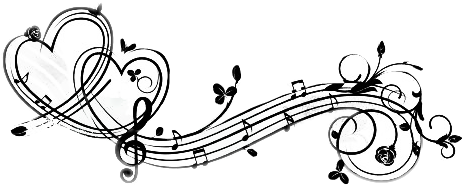 music heart musique coeurs ftestickers