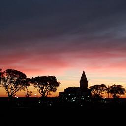 colorful photography sky sunrise sunrisephotography