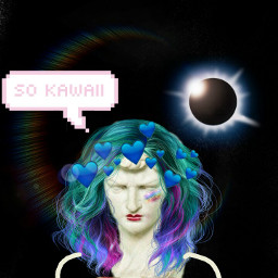 aesthetic shitposting funny eclipse2017 freetoedit