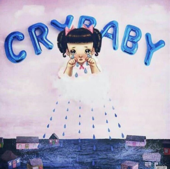 #cry #crybaby #melanie #martinez #melaniemartinez