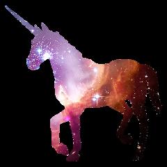 ftestickers unicorn stars freetoedit