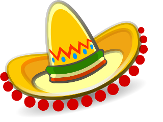 ftestickers mexico hat mexican freetoedit