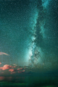 background sky stars cloud freetoedit