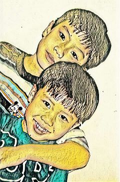 childhood memories sons