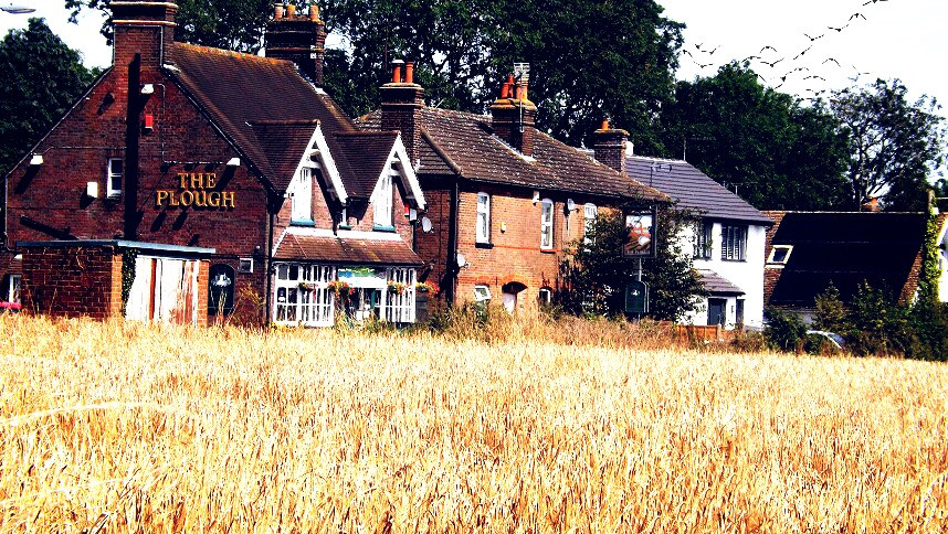 #england #village #home #bedfordshire