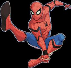 spider-man freetoedit spider