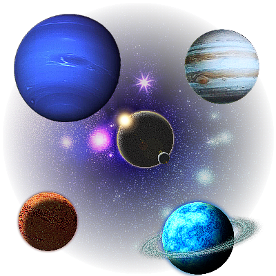 Planet galaxy stars sticker by - Galaxy and planets ...