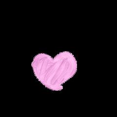 brush brushes heart hearts art freetoedit