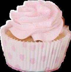 cake sweetness sugar pink eat freetoedit