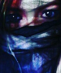 photography artisticselfie pencilart eyes scarf