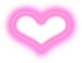 heart pink lovely tumblr kawaii