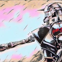 fullmetalalchemist anime edward alphonse remix freetoedit
