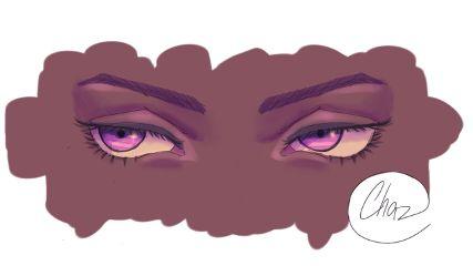 drawing eyes anime freetoedit