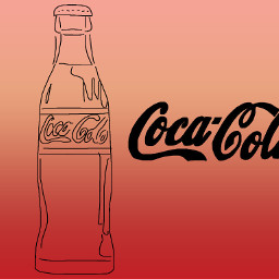 freetoedit coke sketched