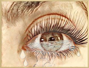 sadness tristeza ojo eye myedit freetoedit
