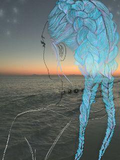 freetoedit fte love cute blue