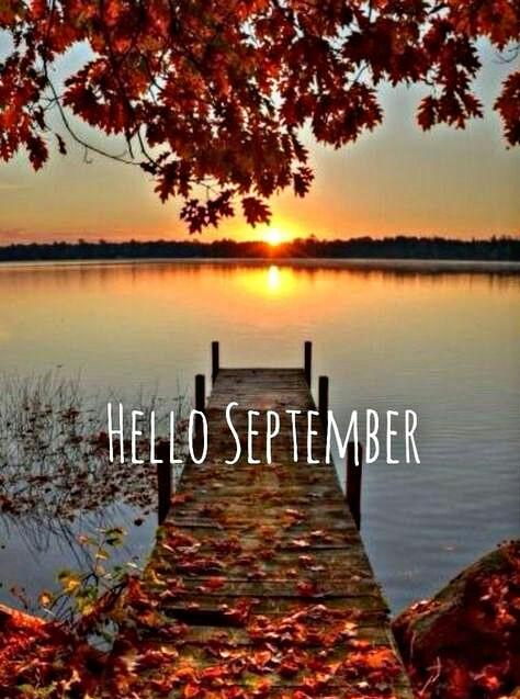 #helloseptember  #hellofall #september #september2017