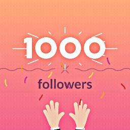 freetoedit 1000followers thankyou ilovemyfollowers