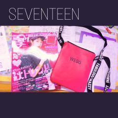seventeen seventeen買った 雑誌 昨日seventeen十月号買ってきました!! 今月の付録楽しみだったんですよ・・・ 期待を裏切らない可愛さ💓💕 まだの人も急いで書店へgo!! 今月はマーシュちゃんちょっとしか載ってなかったなぁ・・・(´・ω・`)