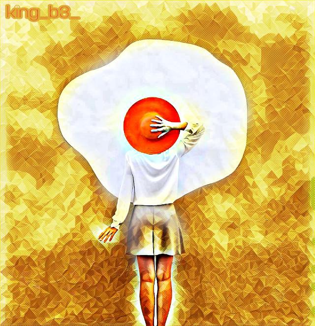#sunnysideup #staygoldmagiceffect #picsart #artislife
