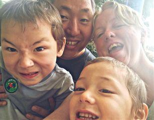 familygoals freetoedit crazyinlove boys boymom
