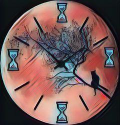 hourglassstickerremix freetoedit