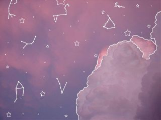 freetoedit doodle sky constellation