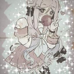 freetoedit beautifull animegirl