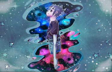 freetoedit gorillaz 2d galaxyedit galaxy