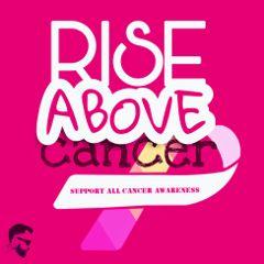 freetoedit cancer awarness riseabovecancer love