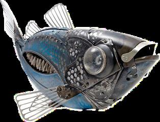 ftestickers fish sea freetoedit