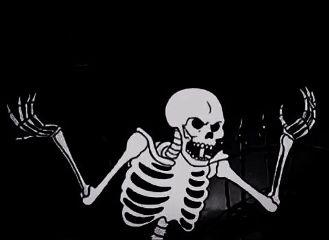 aesthetic skeleton freetoedit remixit