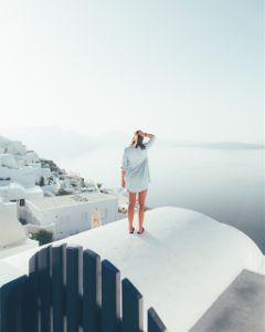 freetoedit girl people white morning