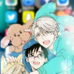kawaii cute yurionice yuri_on_ice yuriplisetsky