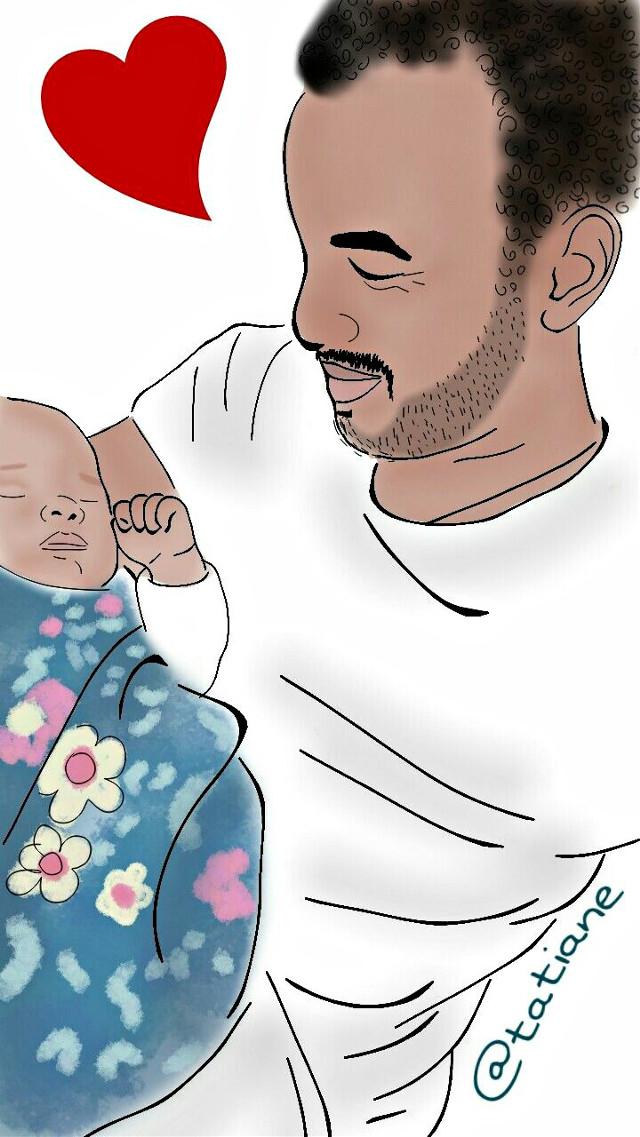#beautiful#baby#mydraw#madewithpicsart#loveit #cute