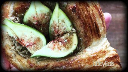 libbyeats dessert figs pastry yummy