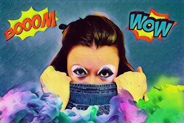 freetoedit superwoman superhero girl coat