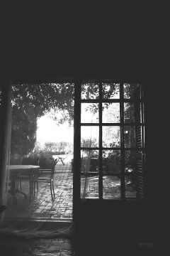 photography photo blackandwhite window relax
