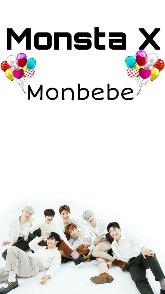 #monsta x #monbebe #wallpaper #kpop wallpaper #monsta x wallpaper #minhyuk #kihyun #wonho #shownu #hyungwon #jooheon #im