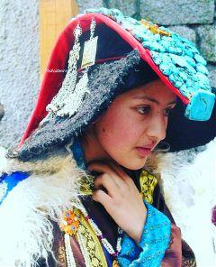 jamu_kashmir pakistan beauty tradtional_dress freetoedit