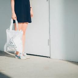 freetoedit girl people bag handbag