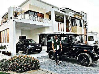 chaudhary farmerclass big home