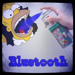 freetoedit bluetooth simpsons