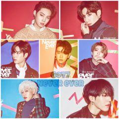 got7 jaebum jackson mark jinyoung