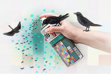 dailyremix spraycanremix madewithpicsart spraypaint birds freetoedit